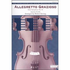 Allegretto Grazioso (from Symphony No. 8) for String Orchestra (Grade 3.5)
