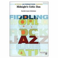 Midnight's Celtic Run for String Orchestra (Grade 3.5)