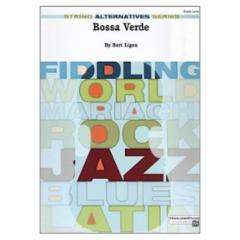 Bossa Verde for String Orchestra (Grade 3)