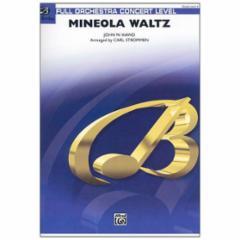 Mineola Waltz for Full Orchestra (Grade 4)
