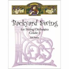 Backyard Swing for String Orchestra (Grade 2)