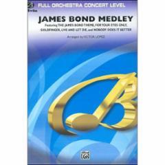 James Bond Medley: Full Orch. (Grade 4)