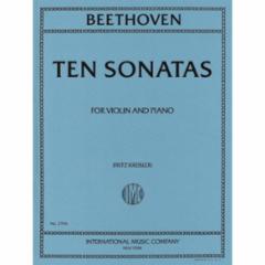 Ten Sonatas for Violin and Piano (Kreisler)