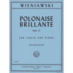 Polonaise Brillante No.2 in A Major, Op.21 (Violin)