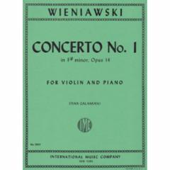 Concerto No.1 in F# Minor, Op.14 (Violin)