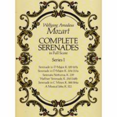 Complete Serenades