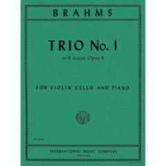 Trio No.1 in B Major, Op.8 for Violin, Cello and Piano