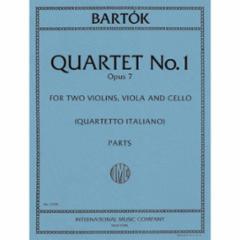 Quartet No. 1 in A Minor, Op.7