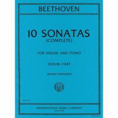 Ten Sonatas for Violin and Piano (Oistrakh)