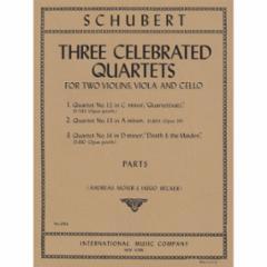 Three Celebrated Quartets