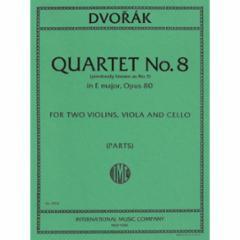 Quartet No.5 in E major, Op.80 for String Quartet