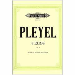 Duos, Op. 8