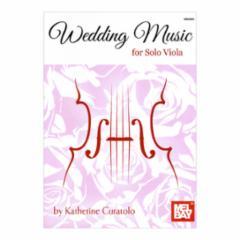 Wedding Music for Solo Viola