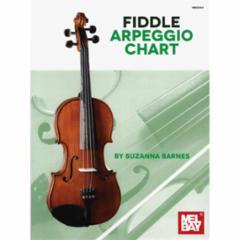 Fiddle Arpeggio Chart