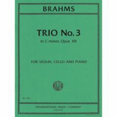 Trio No.3 in C Minor, Op.101 for Violin, Cello and Piano