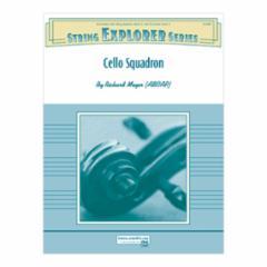 Cello Squadron for String Orchestra (Grade 2)