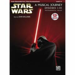 Star Wars Instrumental Solos: Episodes I-VI