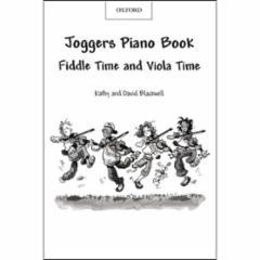 Joggers Piano Book: Accompaniments