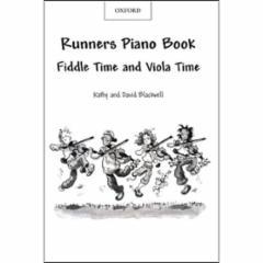 Runners Piano Book: Accompaniments