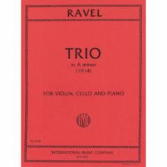 Trio in A Minor (1914) for Violin, Cello and Piano