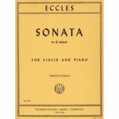 Sonata in G Minor for Violin and Piano
