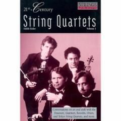 21st  Century String Quartets