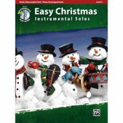 Easy Christmas Instrumental Solos