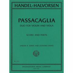 Passacaglia Duo for Violin and Viola