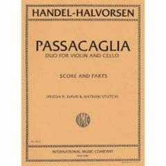 Passacaglia Duo for Violin and Cello