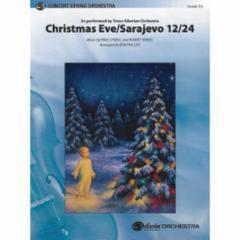Christmas Eve/Sarajevo 12/24 for String Orchestra (Grade 3.5)