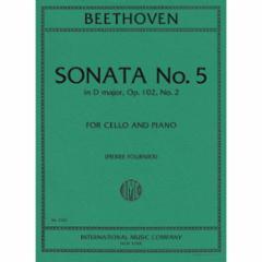 Sonata in D Major, Op.102, No.2 (Cello)