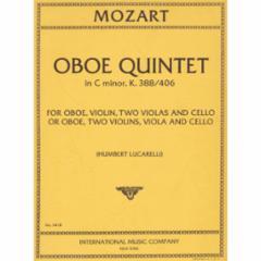 Oboe Quintet in C Minor