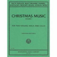 Christmas Music for String Quartet: Volume 1