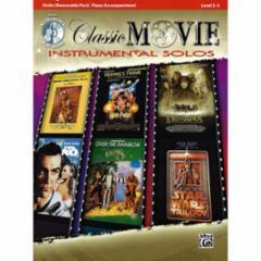 Classic Movie Instrumental Solos