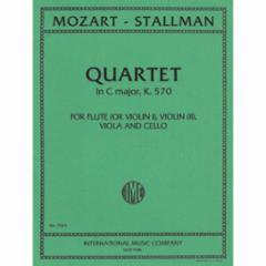 Quartet in C Major, K. 570