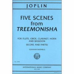 Five Scenes from Treemonisha for Quintet