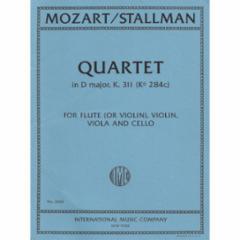 String Quartet in D Major, K. 311