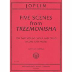Five Scenes from Treemonisha for String Quartet