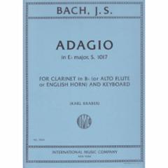 Adagio in Eb, S. 1017