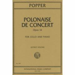 Polonaise de Concert for Cello and Piano, Op. 14