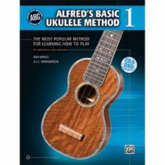Alfred's Basic Ukulele Method