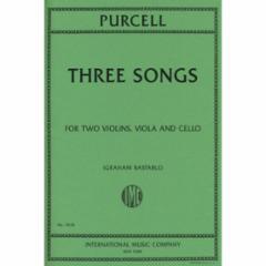 Three Songs for String Quartet