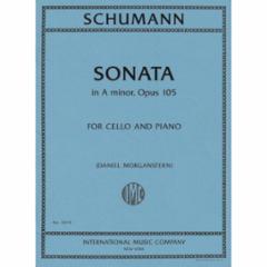 Sonata in A minor, Op. 105 for Cello and Piano
