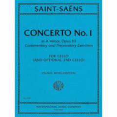 Concerto No. 1 in A minor, Op. 33 for Cello