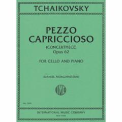 Pezzo Capriccioso, Op. 62 for Cello and Piano
