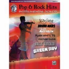 Pop & Rock Instrumental Solos