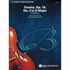Sonata, Op. 10/3 for String Orchestra (Grade 4)