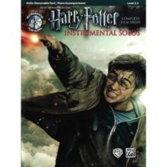 Harry Potter Instrumental Solos (Complete Film Series)