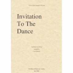 Invitation to the Dance for String Quartet