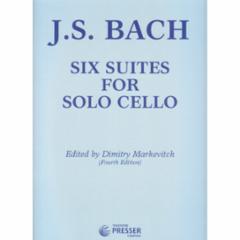 Six (Cello) Suites for Solo Cello